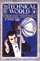 Ernst Ruhmer, Technical World cover (1905).jpg