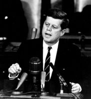 John F. Kennedy moon mission speech.jpg